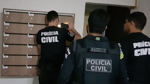 PC desarticula quadrilha especializada em fraudes bancárias em Goiás e Tocantins