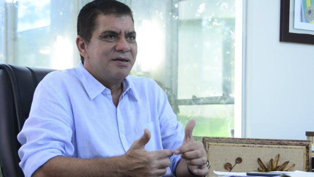 Coligação deve apresentar substituto de Amastha para disputa ao governo em até dez dias