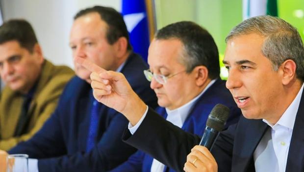 Pacto Integrador foi responsável por reduzir índices de criminalidade, diz José Eliton