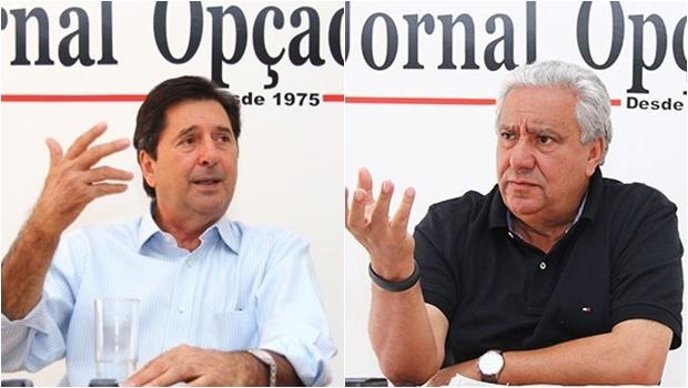 Maguito Vilela pode ser suplente de Vilmar Rocha
