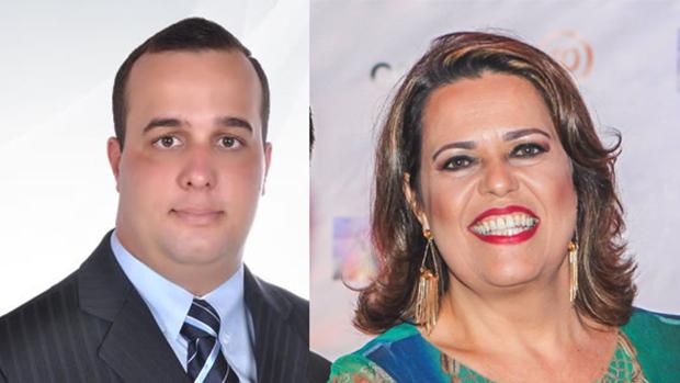 Marcelo do Vale e Rosângela Rezende em guerra pelo eleitorado de Mineiros