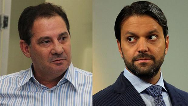 Iris e Caiado são os principais motivos da crise entre Baldy e Vanderlan Cardoso