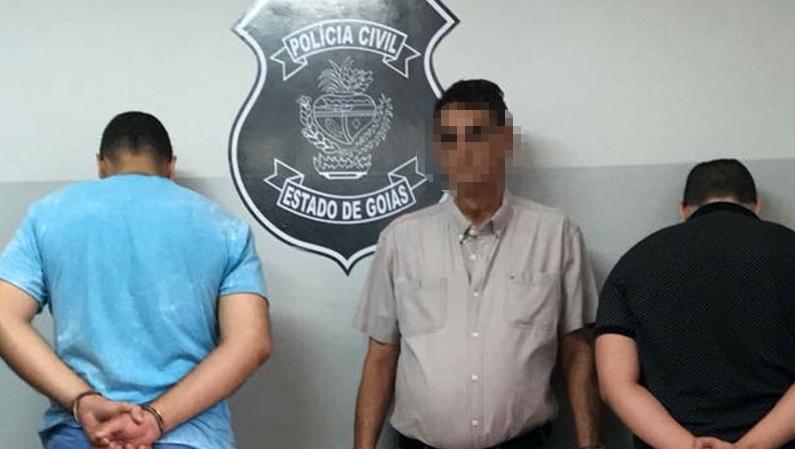 Operação prende dez pessoas em Goiás pelo crime de pornografia infantil