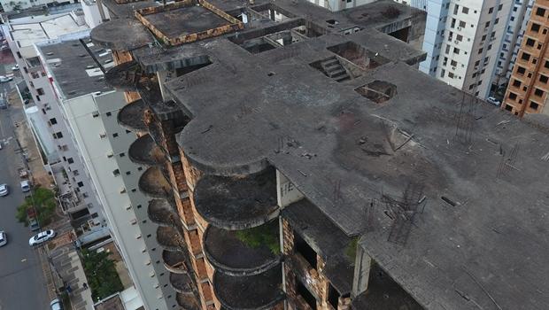 Baldy anuncia edital para recuperação de 441 prédios desocupados da União