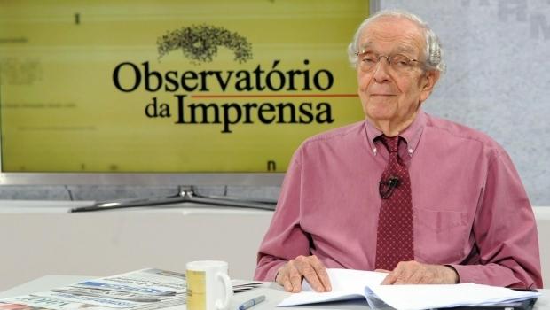 Morre o brilhante jornalista Alberto Dines