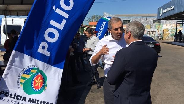 Governo lança operação de combate à violência nos terminais de transporte público