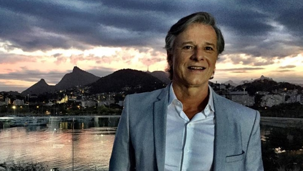Ator Marcello Novaes tem moto roubada em assalto no Rio de Janeiro