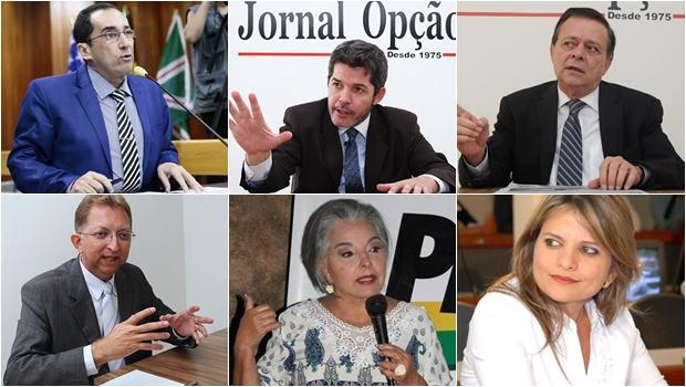 6 candidatos devem disputar posto de mais votado para deputado federal
