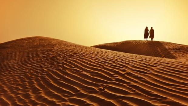 A cr├┤nica do deserto particular