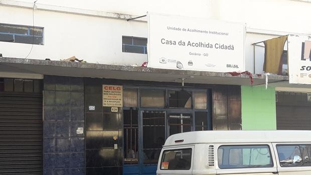 Após denúnica, Defensoria faz vistoria e atesta más condições da Casa de Acolhida Cidadã