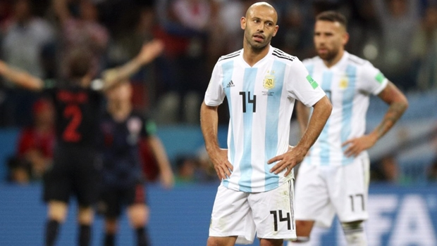 Argentina tem hoje dia D na Copa, que entra no 13º dia