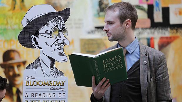 Todo ano James Joyce se renova
