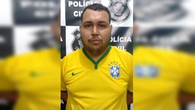 Polícia prende suspeito de atirar em agente penitenciário durante assalto em Valparaíso