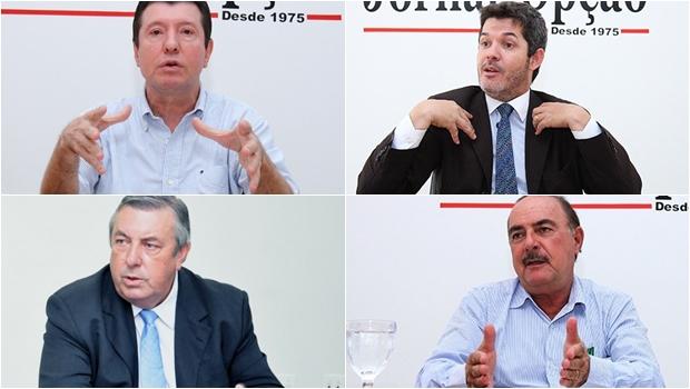 Coligação de Ronaldo Caiado aposta que vai eleger 3 deputados federais