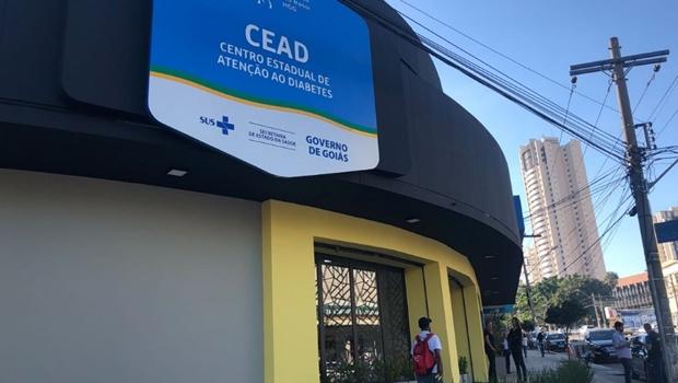 Governo de Goiás inaugura Centro Estadual de Atenção ao Diabetes