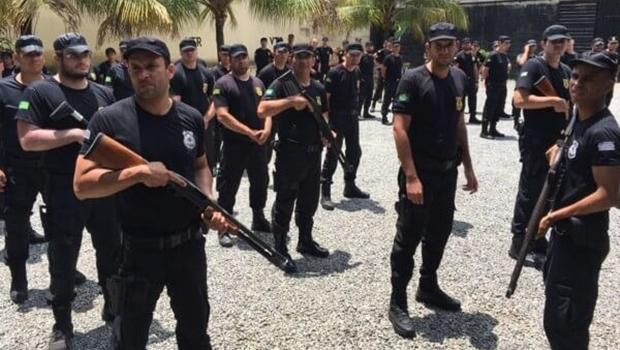 Governo abre mais de mil vagas para vigilantes penitenciários temporários