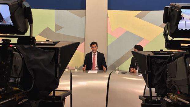 """""""Candidatura de oposição que existe é a do MDB """", diz Daniel na nova TBC"""