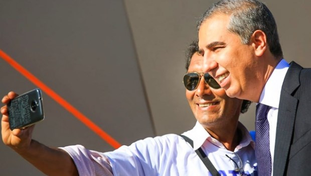 José Eliton destaca força econômica de Jataí durante evento nesta 2ª-feira