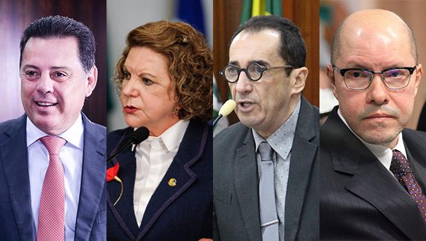 Marconi lidera intenção de votos para senador, mas disputa é dura contra concorrentes