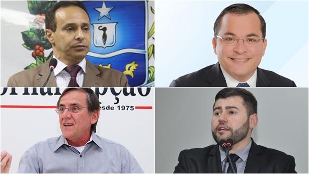 14 pré-candidatos a deputado estadual representam Anápolis