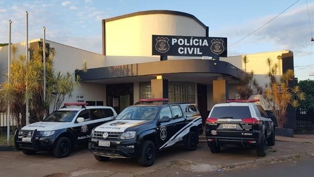 Operação contra PCC prendeu duas pessoas no Estado de Goiás