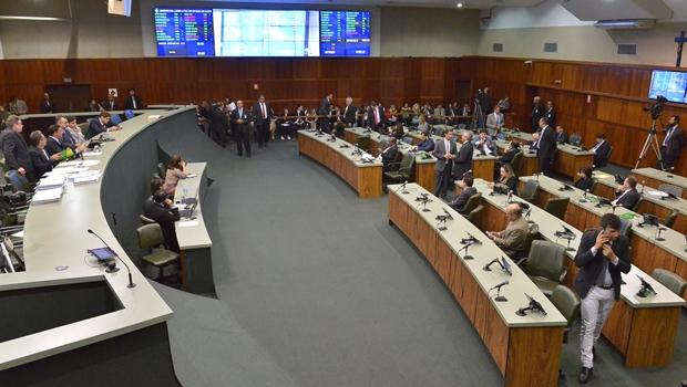 Falta de quórum impede segunda votação do Orçamento Impositivo na Assembleia