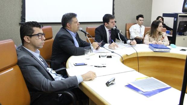 CEI conclui que obras paradas na capital causaram prejuízo de R$ 200 milhões