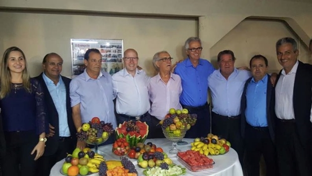 Lideranças de Palmeiras de Goiás sinalizam apoio a Demóstenes