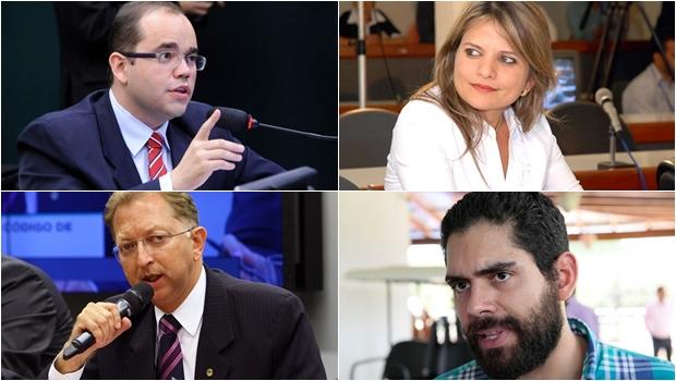 18 candidatos a deputado federal da base governista que têm mais chance de serem eleitos