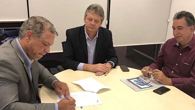 Goiás e Mato Grosso do Sul se unem em Termo de Cooperação na área ambiental
