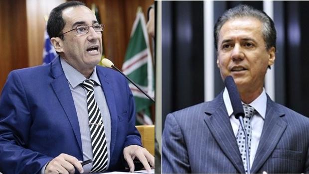 Daniel Vilela articula chapa para senador com Kajuru e Pedro Chaves