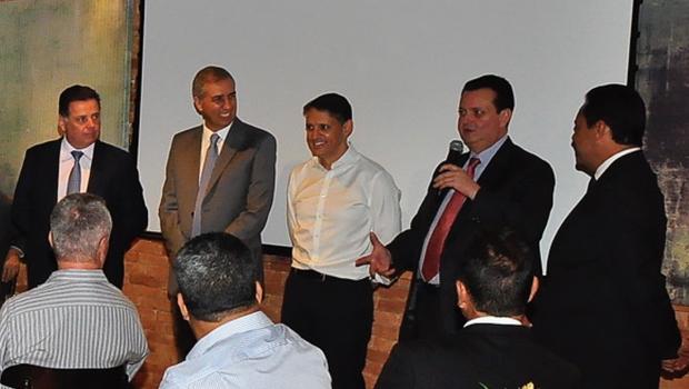 """""""José Eliton está preparado para continuar à frente do governo"""", declara Kassab"""