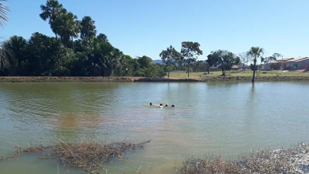 Adolescente fica desacordado após se afogar em lago de Porangatu