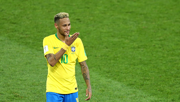 Sozinho, Neymar vale mais do que toda a seleção do México