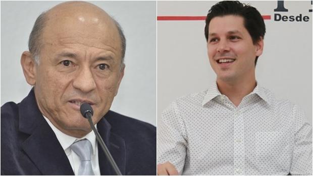 """Lívio Luciano diz que Daniel Vilela """"murcha"""" e prejudica candidatos a deputado do MDB"""