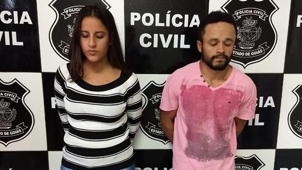 Mulher é presa suspeita de participar do assassinato do ex-namorado