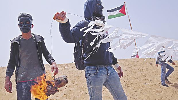A arma secreta do  Hamas é a exploração do sofrimento dos palestinos