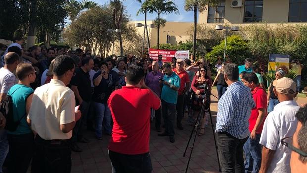 Servidores da Prefeitura de Goiânia marcam assembleia com indicativo de greve