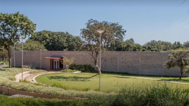 Obra milionária do Parque Macambira Anicuns segue paralisada e sem previsão de conclusão