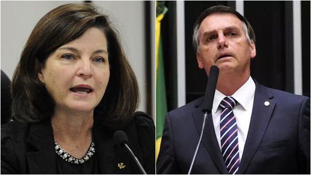 Raquel Dodge defende que Bolsonaro se torne réu por caso de racismo