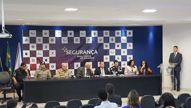 Goiás apresenta queda em todos os indicadores criminais no mês de maio