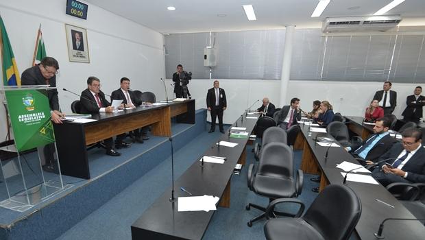 Projeto que reestrutura Judiciário goiano é aprovado na Assembleia