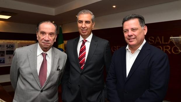 Ministro destaca potencial de Goiás e se compromete ajudar em aumento de exportações