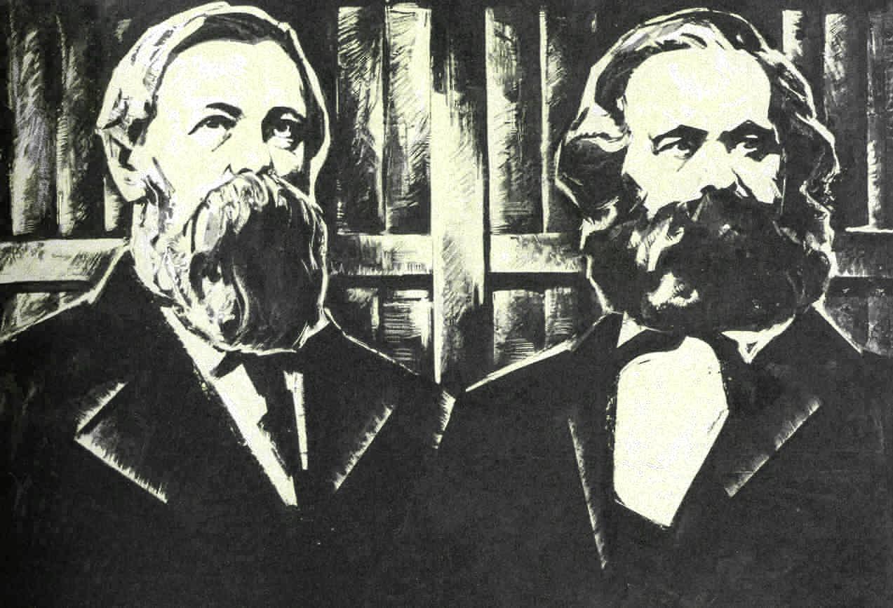 O historiador Paul Johnson denuncia Rousseau como totalitário e Marx como plagiário