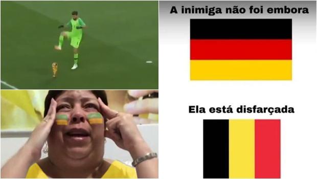 Bélgica elimina Brasil e, é claro, que já temos memes. Veja os melhores