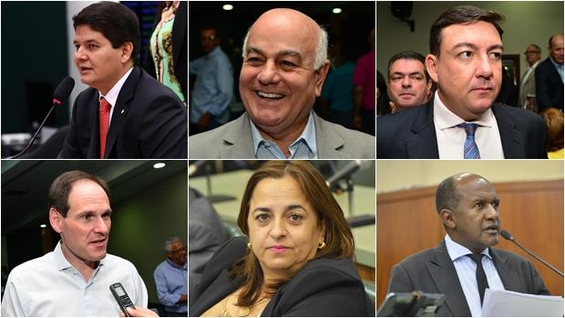 Candidaturas da base se fortalecem com crescimento de José Eliton nas pesquisas