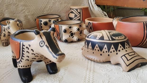 Exposição em Goiânia reúne artesanato indígena de etnias do Alto Xingu