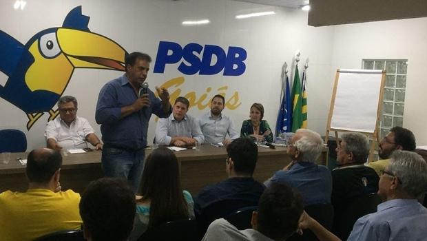 PSDB define plano de ação para aproximar população de Goiânia com setor público