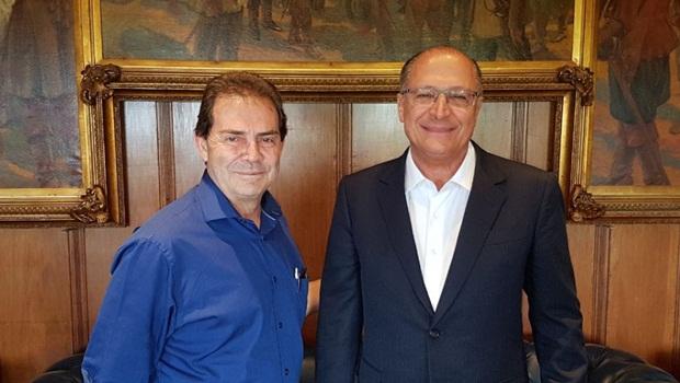 Solidariedade vai melar o acordo do centrão com tucano Geraldo Alckmin?
