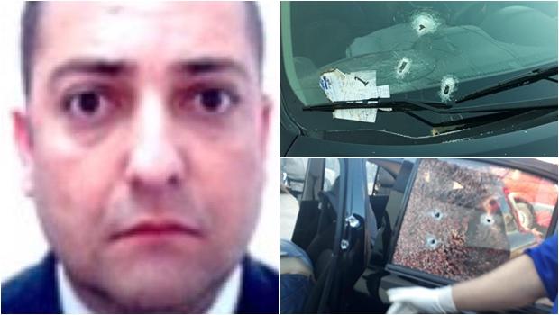 Advogado morre ao lado de cliente dentro de carro em posto de Goiânia